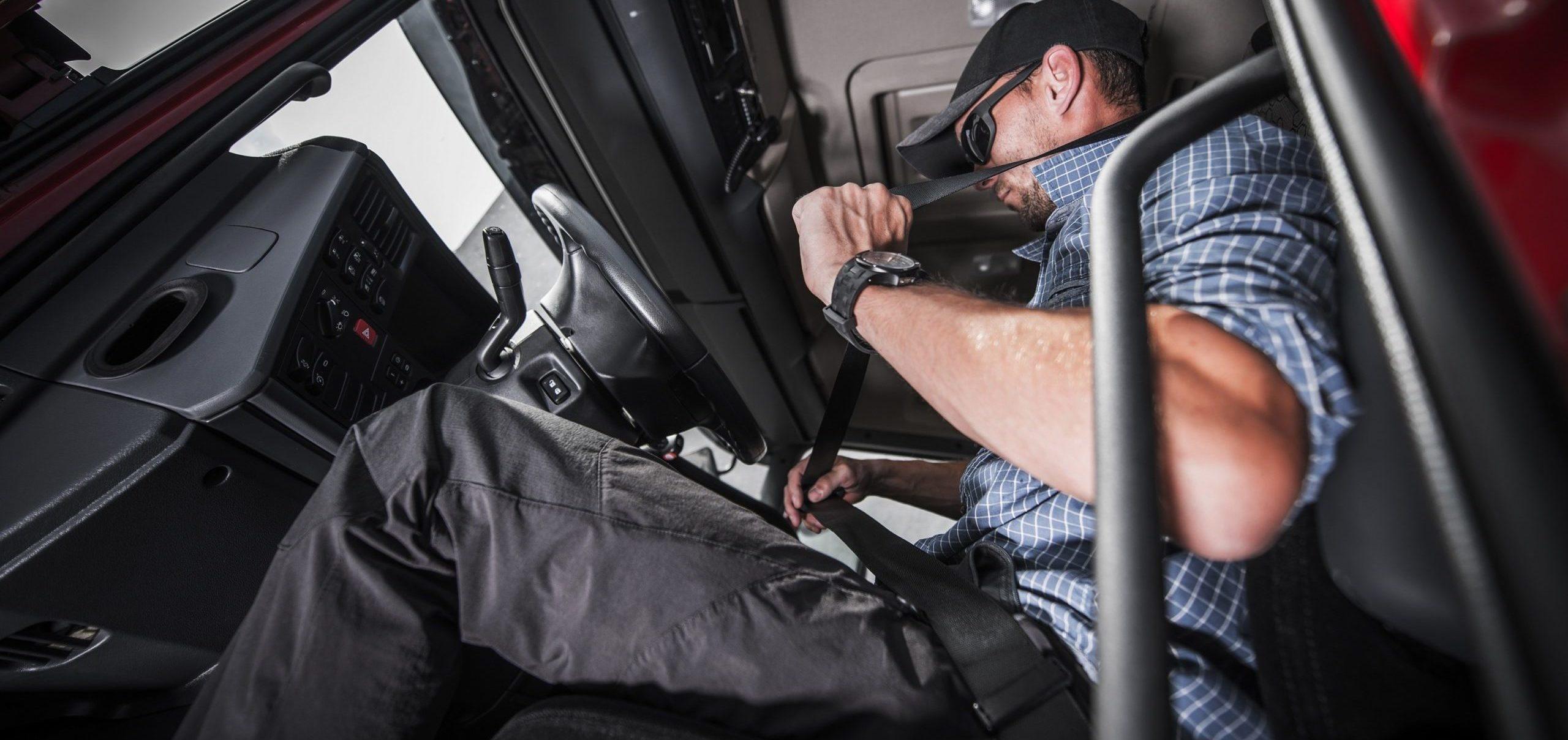 Bezpieczeństwo kierowcy w trasie